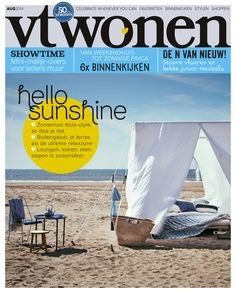 #vtwonen #cover august 2014 #magazine #summer