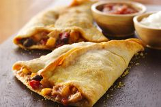 Chicken Empanada Cones, winner in the Dinner Made Easy category at the 45th Pillsbury Bake-Off Contest