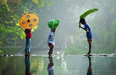 Water fun,
