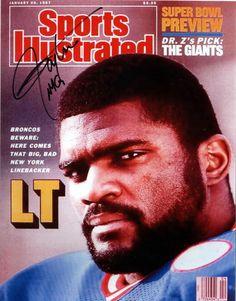 Lawrence Taylor #56 Linebacker for NY Giants