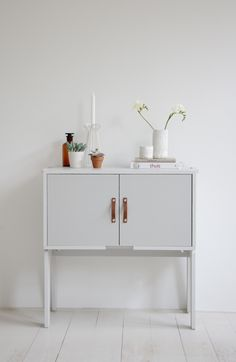 love the cabinet by Holly of Avenuelifestyle.com for the Piet Hein Eek Challenge!