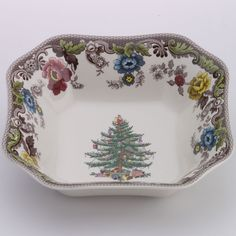 Spode Woodland Grove Serving Bowl