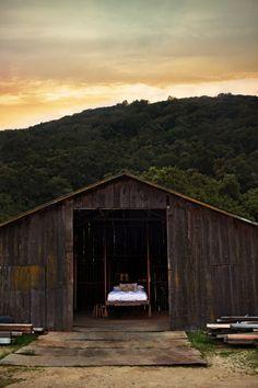 hanging bed: www.benridderingdesign.com
