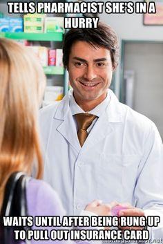 Pharmacy humor