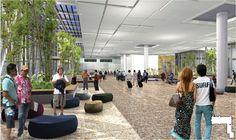 The Hopeful Traveler: Honolulu International Airport Today & Tomorrow