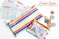 Budgeting, Dave Ramsey, Cash Envelope System // A BowL Full of Lemons