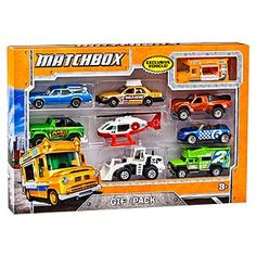 Matchbox cars are a staple Christmas gift in our household! They make perfect stocking stuffers and little gifts for the little ones at the holidays! Save with this Kmart Toy Coupon: $3 off $10 Toy Purchasehttp://bargainbriana.com/kmart-3-off-10-toy-purchase-printable-coupon/  (expires 12/24)