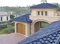 Solar panel roofing tiles