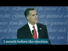 Mitt Romney isn't being honest about his extreme positions. The real Mitt Romney will say anything to close the deal, even if it's not true.    People need to know who the real Mitt Romney is, and where he stands. Because there's no hiding when you're President.