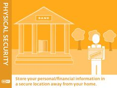 Your Home: Where *not* to store personal and financial information