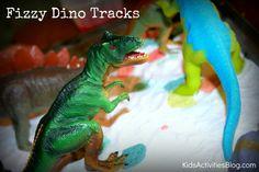 Fizzy Dino Tracks