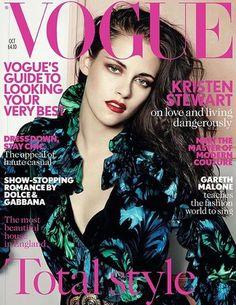 Kristen Stewart Gets A Grown Up Cover