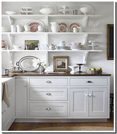 Inspiration Cuisine Shabby Chic On Pinterest