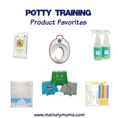 Potty Training Favor