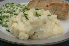 Best Garlic Mashed Potatoes