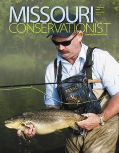 Paddlefishing: Saltwater gear is the norm for Missouri's biggest game fish.   Missouri Conservationist