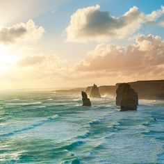 Stunning Photographs of the New Zealand and Australian Coast