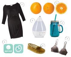 my 2nd trimester essentials