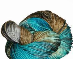 Madelinetosh Tosh DK Onesies Yarn - Seawash