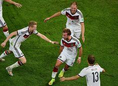 Germany wins World C