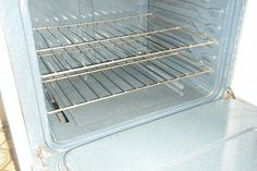 cleaning your oven without nasty chemicals