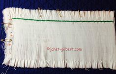 Smocking by Janet: Picture Smocking Part 2-Dissecting a Smocking Plate