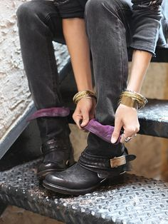 A.S.98 Daxton Ankle Boot at Free People Clothing Boutique