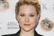 Evan Rachel Wood Layered Razor Cut