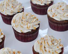 Homemade Caramel Apple Cupcake Recipe