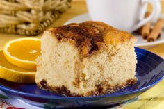 Snickerdoodle Coffee Cake - We took the classic snickerdoodle taste and baked it into a buttery, moist coffee cake. This scrumptious Snickerdoodle Coffee Cake is a modern twist on a beloved classic.