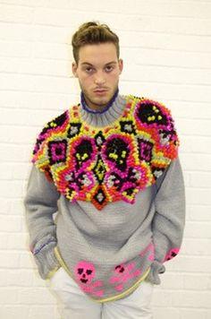 Sibling knitwear, London