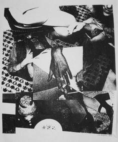 Xerox art - www.melanie-coles.com