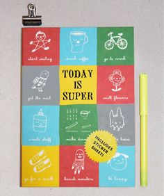 Today is Super Journal