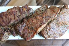 Best Steak Marinade in Existence: Labor Day Steak Feast For Under $100 | The Motherload