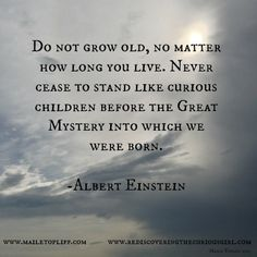 Albert Einstein Inspiración l via - HigherPerspective.com