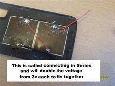 Solar-Powered Cell Phone Charger DIY