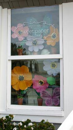 cute store window