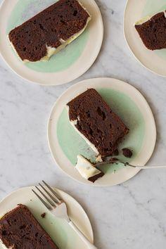 Double Chocolate Pound Cake recipe