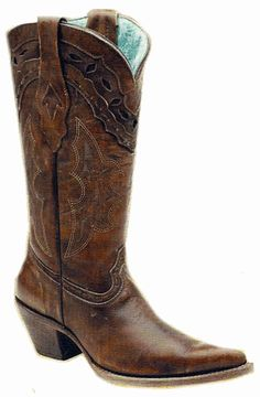 corral boots.