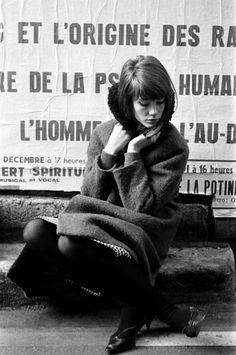 I heart Francoise Hardy.