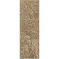 TrafficMaster Allure 12 in. x 36 in. Red Rock Resilient Vinyl Tile Flooring (24 sq. ft./Case)-216116.0 at The Home Depot