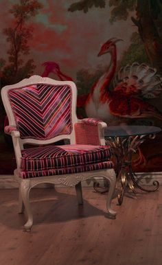 The French Revampalution VIntage Armchair by Omforme on Etsy, $550.00