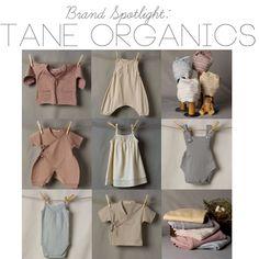 Brand Spotlight- TANE organics