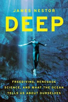 There are people diving hundreds of feet into the ocean without scuba gear. WITHOUT SCUBA GEAR. And your body adjusts to this. Humans have the mammalian dive reflex that allows for deep diving. My mind is blown. To smithereens.