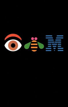 Paul Rand: IBM (1956