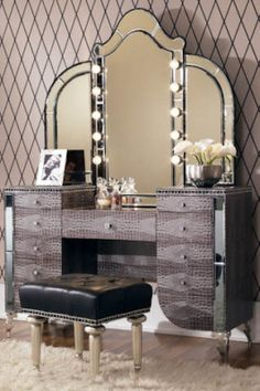 vanity station