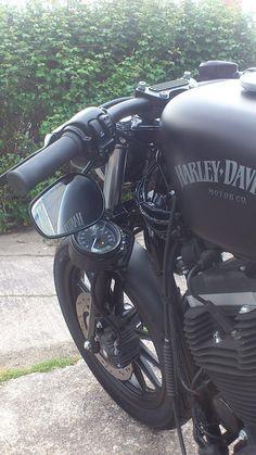 Tarmac Custom Motorcycles - Harley Iron