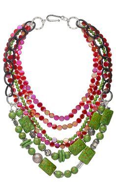 Multi- strand Necklace