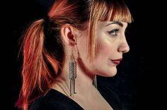 Lock pick earrings function lockpick, pick earring, dazzl lockpick, lock pick, locks, ears, lockpick ear, earring lock, earrings