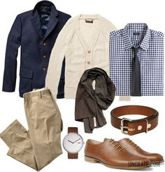 Garb: Grown Man
